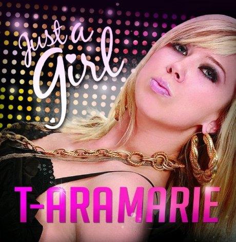 T-ARA MARIE cd cover