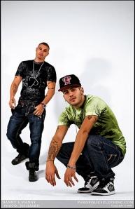 Danny Fernandes & Manny Dion