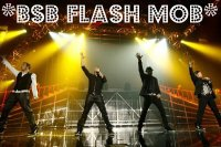 Backstreet Boys Flashmob