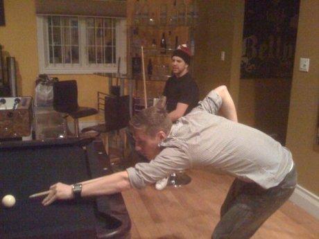 Matt Petrin & Chris Labelle