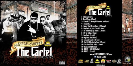 Hustle Cartel Mixtape