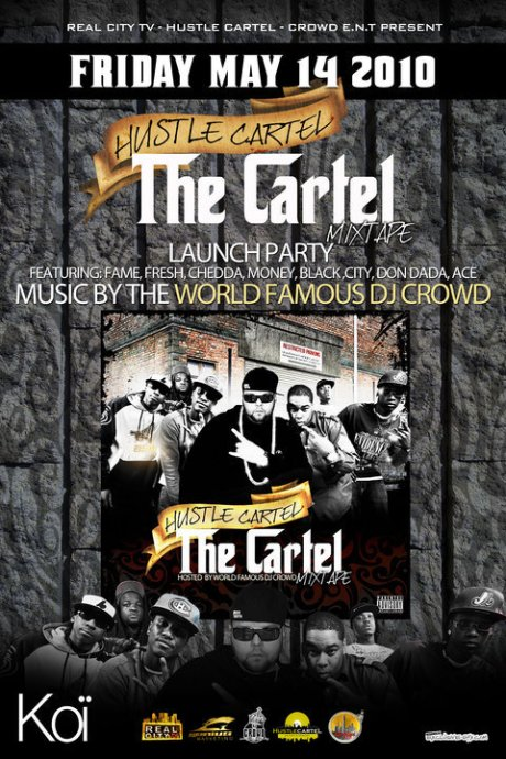 Hustle Cartel Event